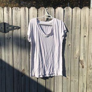 Xxl white Mossimo shirt